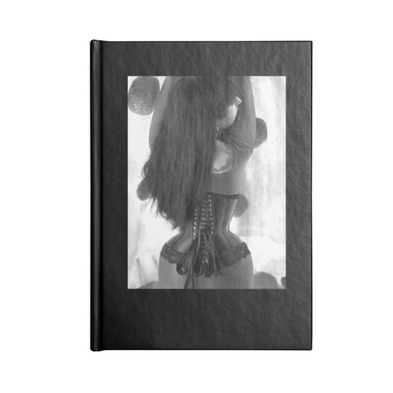 Goedde Molly Corset Accessories Notebook by Steve Diet Goedde's Artist Shop
