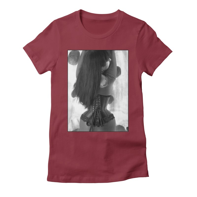 Goedde Molly Corset Women's T-Shirt by Steve Diet Goedde's Artist Shop