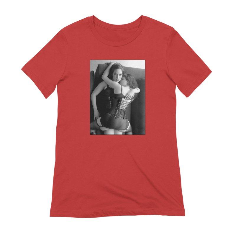 Goedde Elizabeth & Niki Women's T-Shirt by Steve Diet Goedde's Artist Shop
