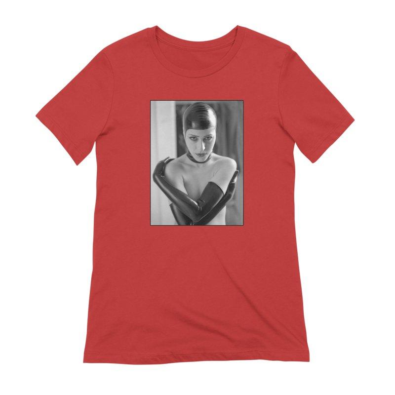 Goedde Selene Women's T-Shirt by Steve Diet Goedde's Artist Shop