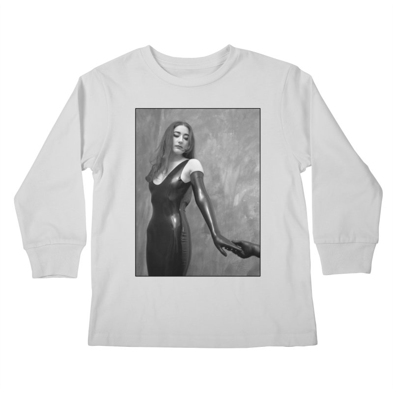 Goedde Annie Kids Longsleeve T-Shirt by Steve Diet Goedde's Artist Shop