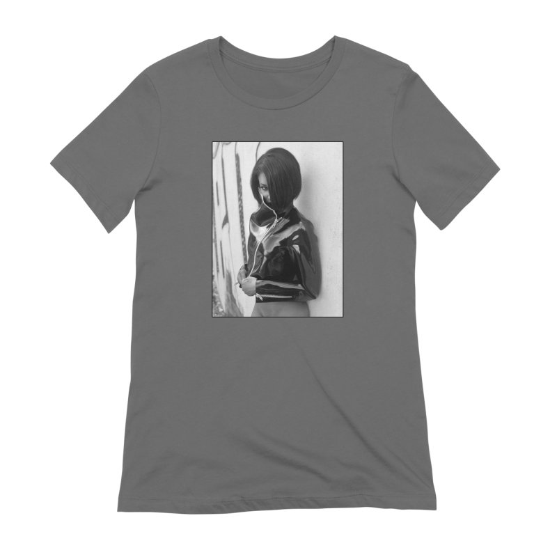 Madame Skin Diamond Women's T-Shirt by Steve Diet Goedde's Artist Shop