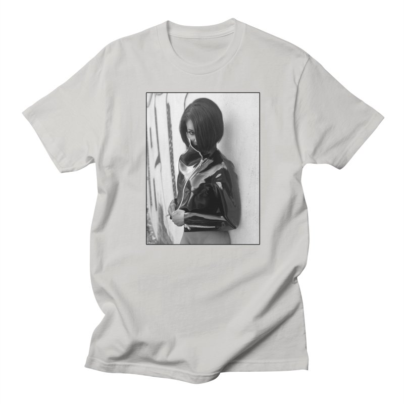Madame Skin Diamond Men's T-Shirt by Steve Diet Goedde's Artist Shop