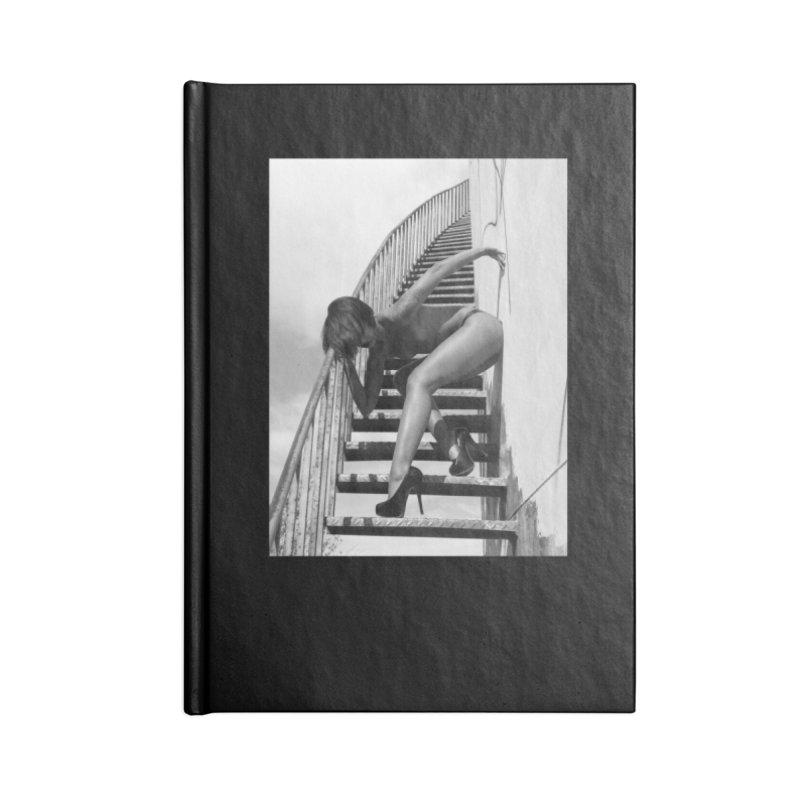 Madame Skin Diamond Stairs Accessories Notebook by Steve Diet Goedde's Artist Shop