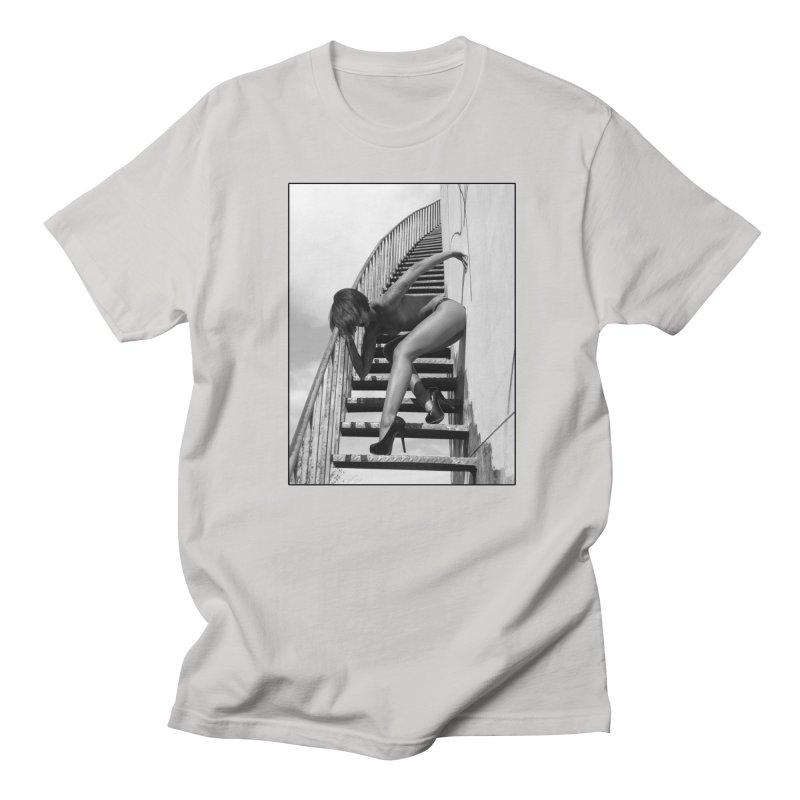 Madame Skin Diamond Stairs Men's T-Shirt by Steve Diet Goedde's Artist Shop