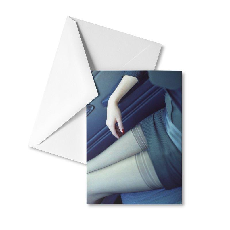 Yolanda Legs Greeting Card Accessories Greeting Card by Steve Diet Goedde's Artist Shop