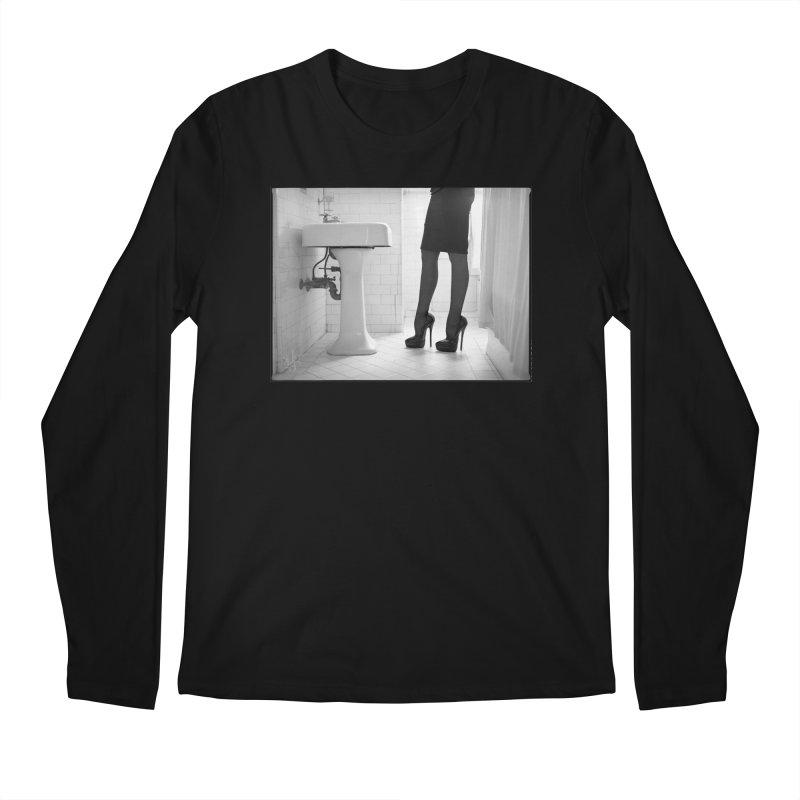 SDG Heels Series - Violette Men's Longsleeve T-Shirt by Steve Diet Goedde's Artist Shop