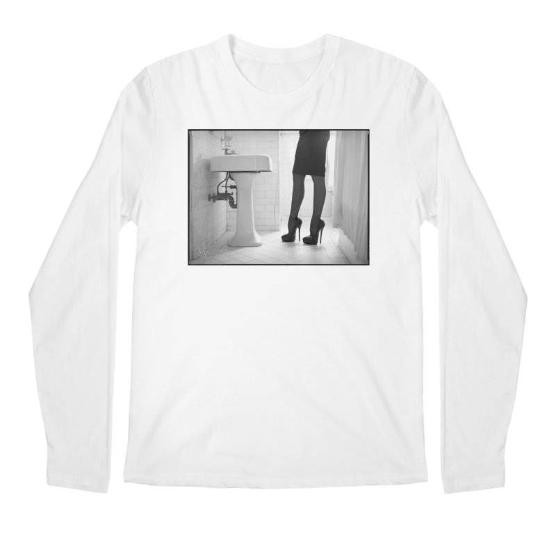 SDG Heels Series - Violette Men's Regular Longsleeve T-Shirt by Steve Diet Goedde's Artist Shop