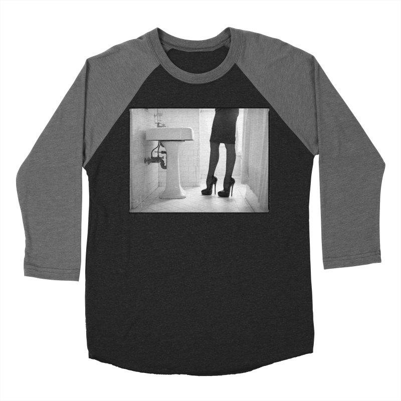 SDG Heels Series - Violette Men's Baseball Triblend T-Shirt by stevedietgoedde's Artist Shop