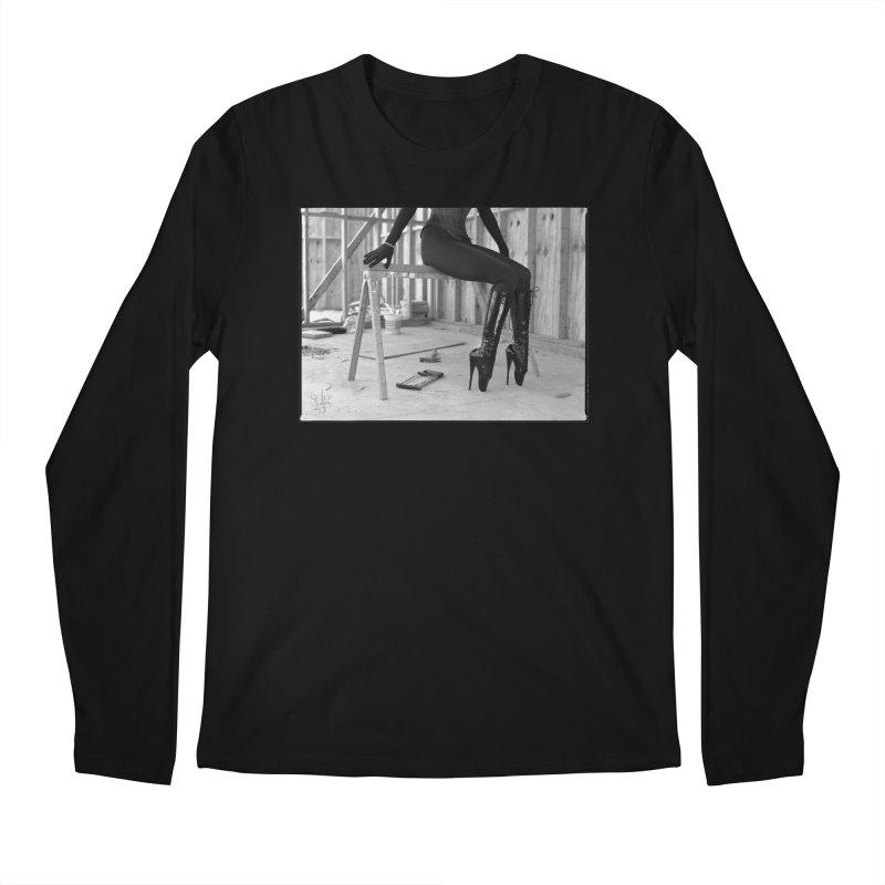 SDG Heels Series - Alsana Sin Men's Longsleeve T-Shirt by Steve Diet Goedde's Artist Shop