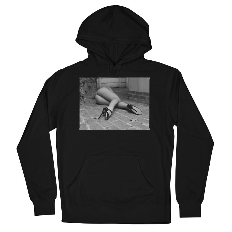 SDG Heels Series - Masuimi Max Men's French Terry Pullover Hoody by Steve Diet Goedde's Artist Shop