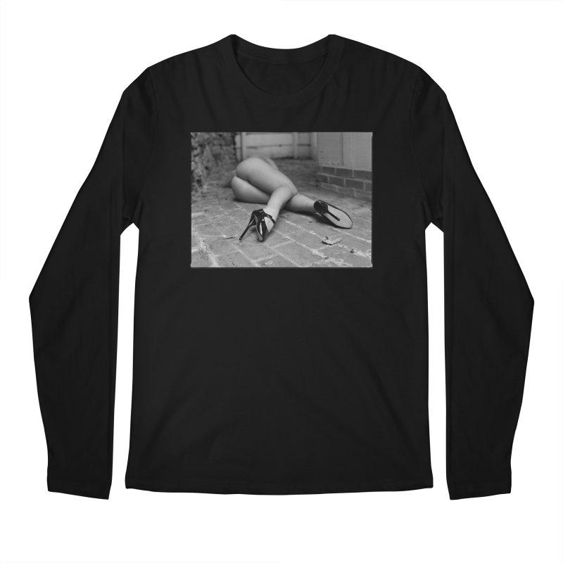 SDG Heels Series - Masuimi Max Men's Regular Longsleeve T-Shirt by Steve Diet Goedde's Artist Shop