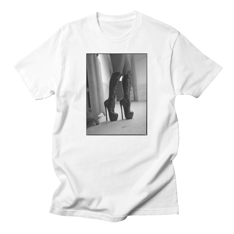 SDG Heels Series - Midori Men's T-Shirt by Steve Diet Goedde's Artist Shop