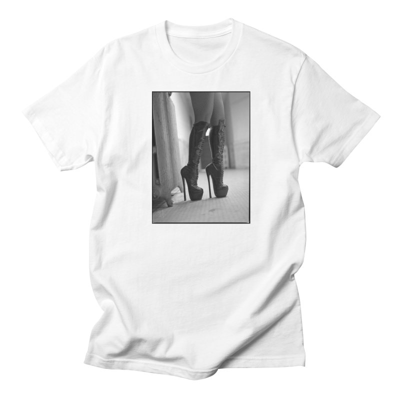 SDG Heels Series - Midori Men's T-Shirt by Steve Diet Goedde's Artist Shop