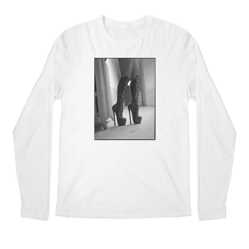 SDG Heels Series - Midori Men's Longsleeve T-Shirt by stevedietgoedde's Artist Shop