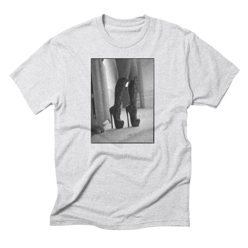 SDG Heels Series - Midori Men's Triblend T-Shirt by steve diet goedde's Artist Shop