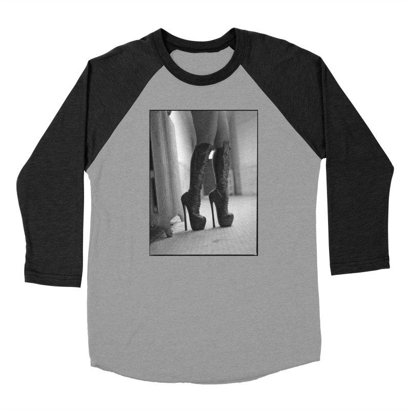 SDG Heels Series - Midori Women's Baseball Triblend Longsleeve T-Shirt by Steve Diet Goedde's Artist Shop