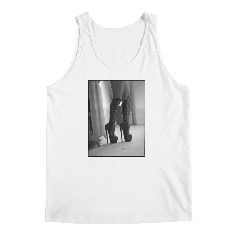 SDG Heels Series - Midori Men's Regular Tank by Steve Diet Goedde's Artist Shop