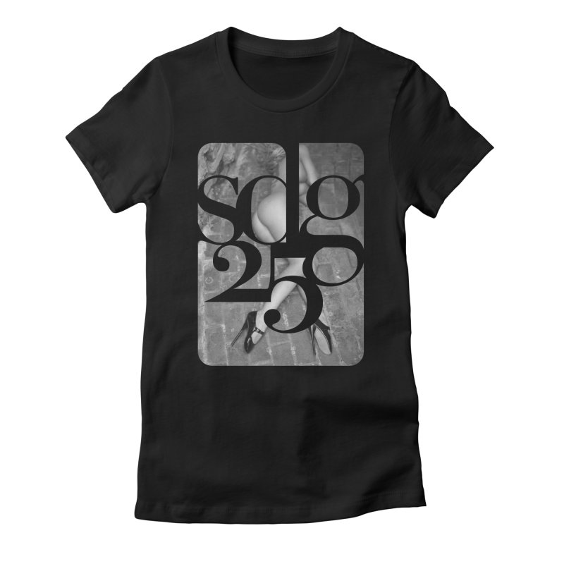 Steve Diet Goedde - Masuimi SDG25 Women's Fitted T-Shirt by Steve Diet Goedde's Artist Shop