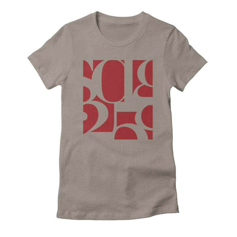 Steve Diet Goedde - SDG25 Abstract Women's Fitted T-Shirt by Steve Diet Goedde's Artist Shop
