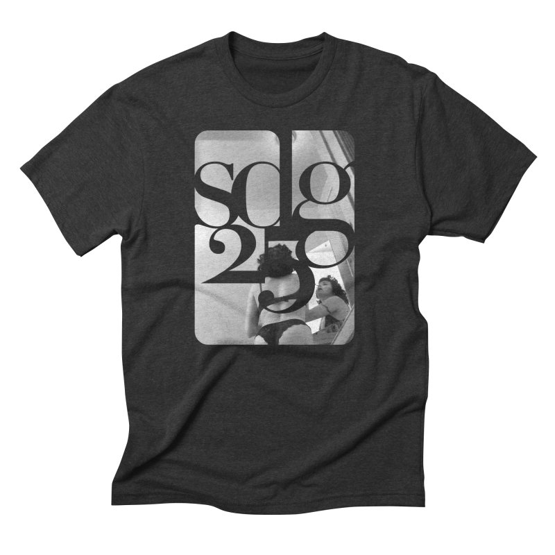 Steve Diet Goedde - Yvette SDG25 in Men's Triblend T-shirt Heather Onyx by stevedietgoedde's Artist Shop