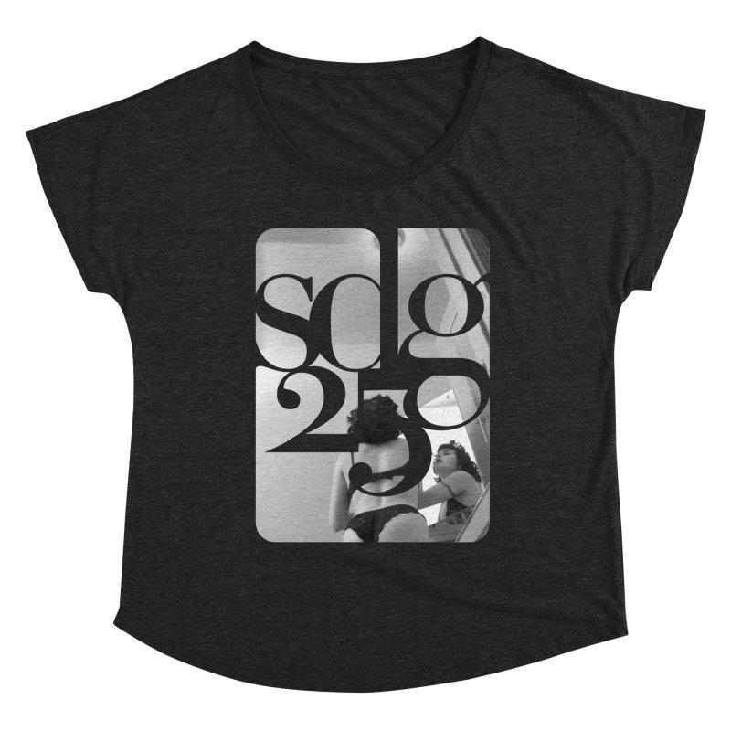 Steve Diet Goedde - Yvette SDG25 Women's Dolman Scoop Neck by Steve Diet Goedde's Artist Shop