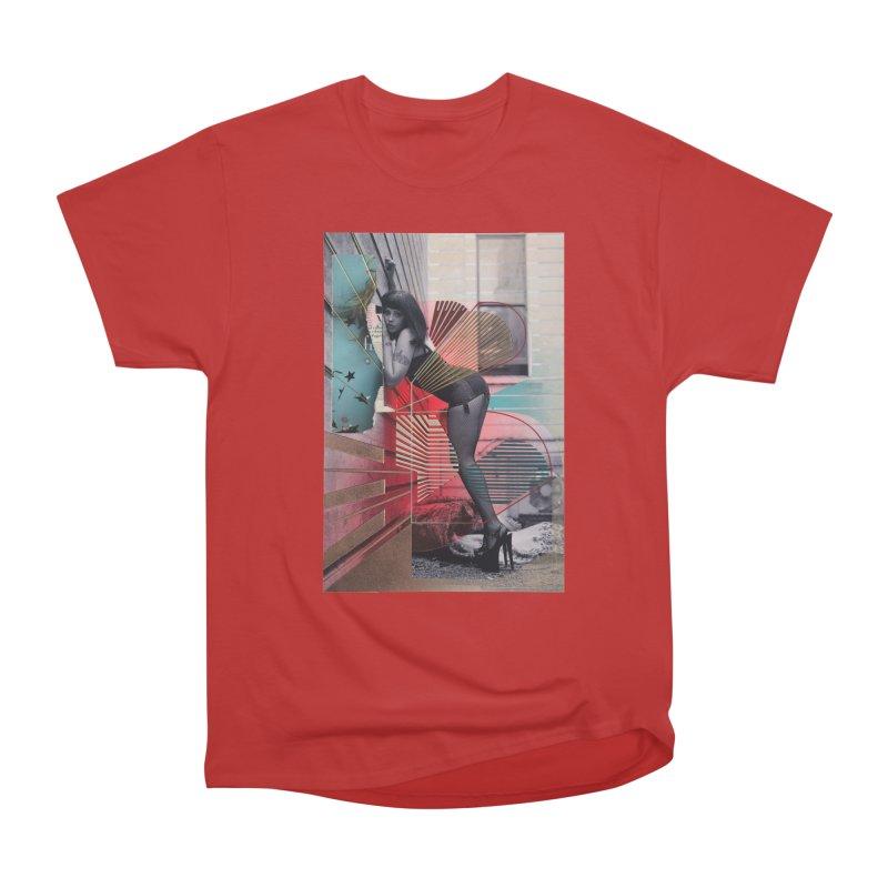 Goedde & Couwenberg - Tuula Men's Heavyweight T-Shirt by Steve Diet Goedde's Artist Shop