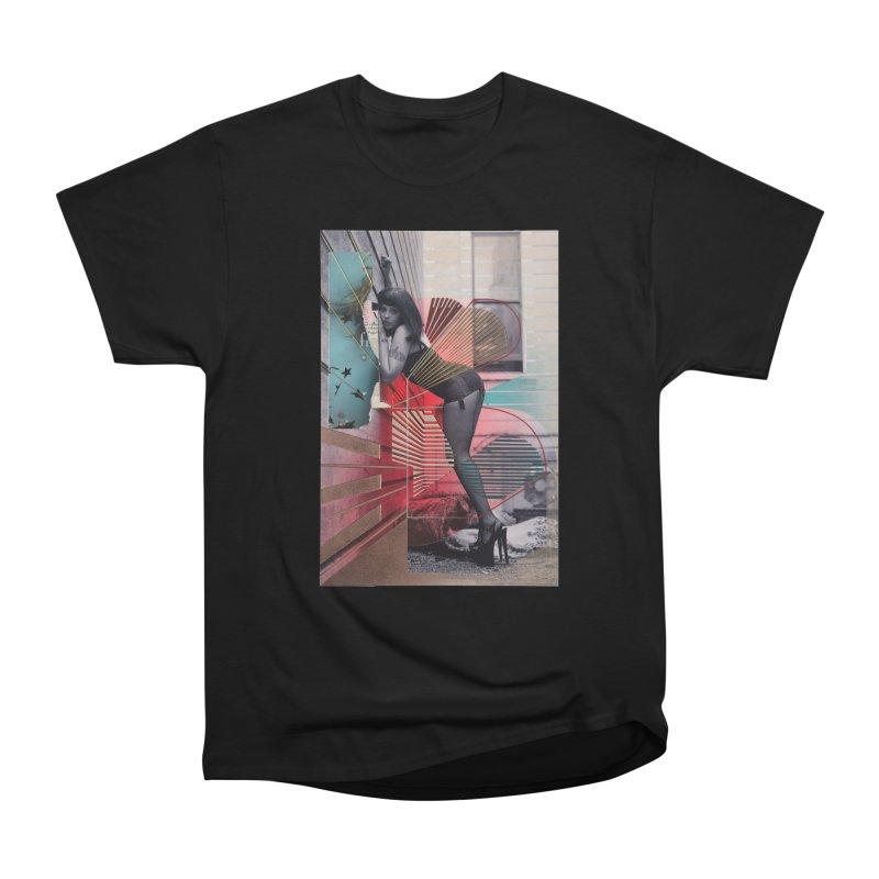 Goedde & Couwenberg - Tuula Women's Heavyweight Unisex T-Shirt by stevedietgoedde's Artist Shop