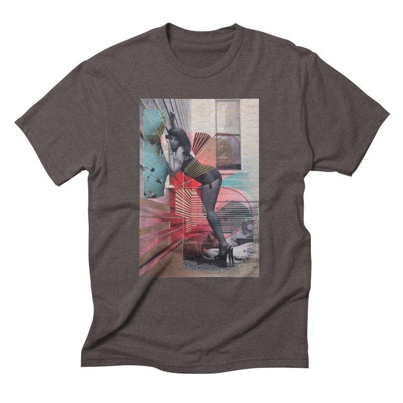 Goedde & Couwenberg - Tuula Men's Triblend T-Shirt by stevedietgoedde's Artist Shop