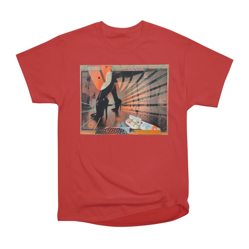 Goedde & Couwenberg - Christine Adams Women's T-Shirt by Steve Diet Goedde's Artist Shop