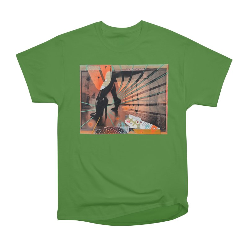 Goedde & Couwenberg - Christine Adams Men's Classic T-Shirt by stevedietgoedde's Artist Shop