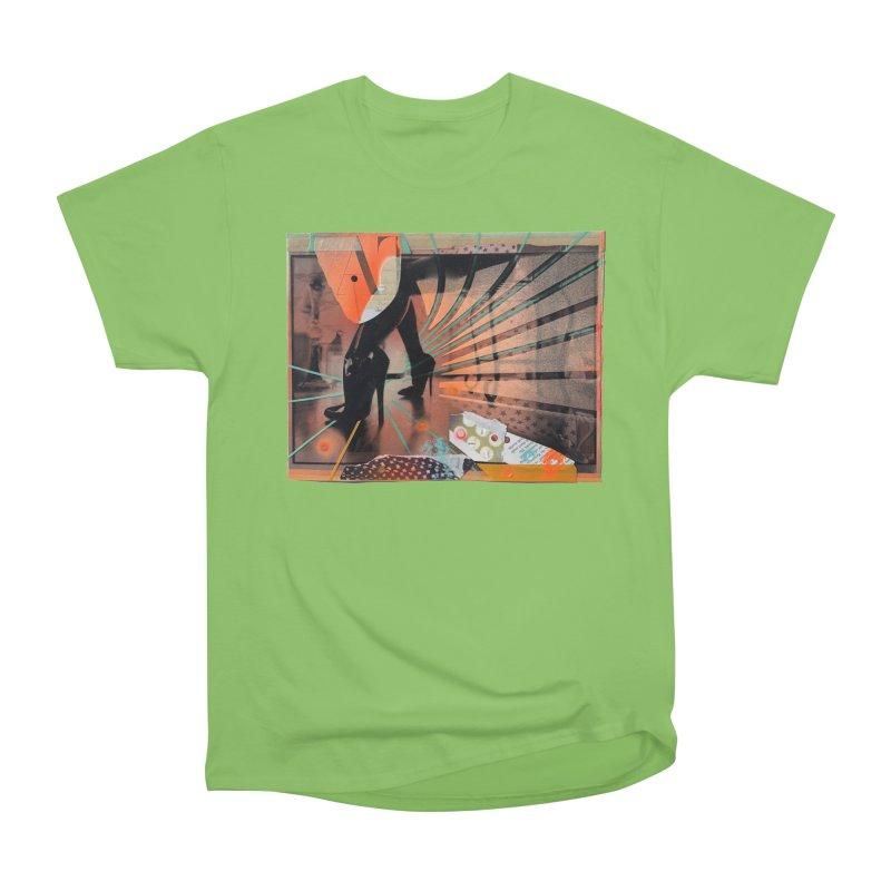 Goedde & Couwenberg - Christine Adams Men's T-Shirt by Steve Diet Goedde's Artist Shop