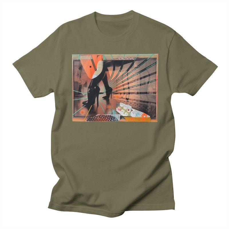 Goedde & Couwenberg - Christine Adams Men's Regular T-Shirt by stevedietgoedde's Artist Shop