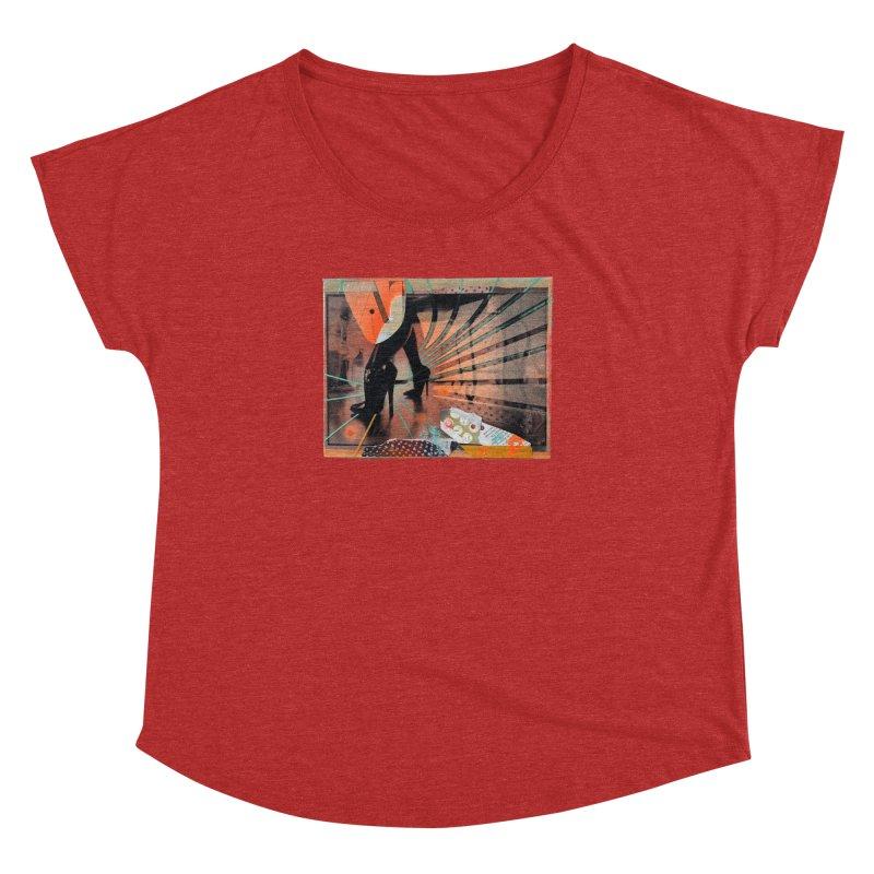 Goedde & Couwenberg - Christine Adams Women's Scoop Neck by Steve Diet Goedde's Artist Shop