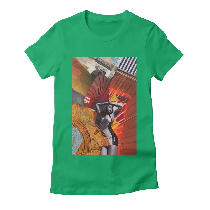 Goedde & Couwenberg - Masuimi Max Women's Fitted T-Shirt by Steve Diet Goedde's Artist Shop