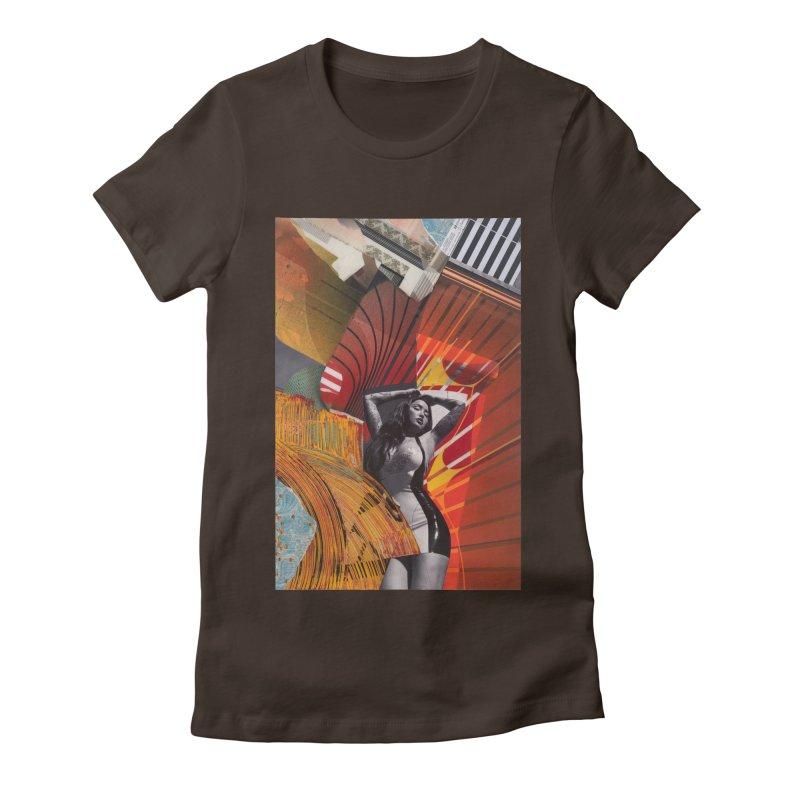 Goedde & Couwenberg - Masuimi Max Women's Fitted T-Shirt by Steve Diet Goedde's Artist Shop