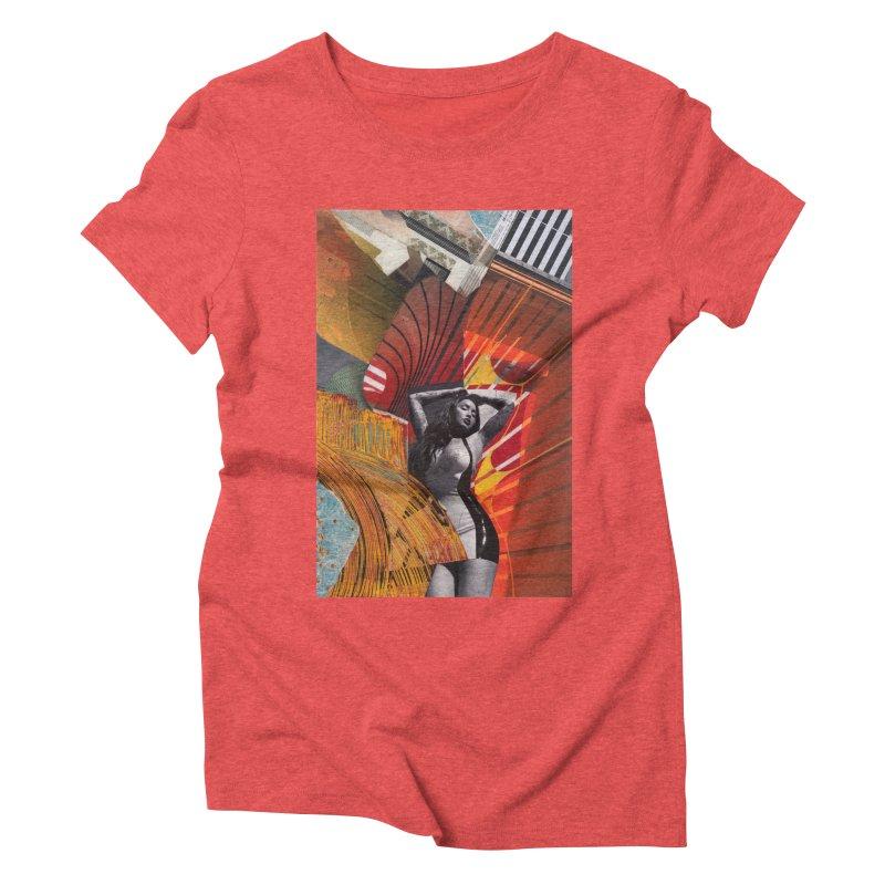 Goedde & Couwenberg - Masuimi Max Women's Triblend T-Shirt by Steve Diet Goedde's Artist Shop
