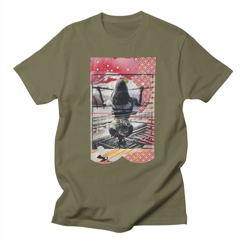 Goedde & Couwenberg - Anna Men's Regular T-Shirt by steve diet goedde's Artist Shop