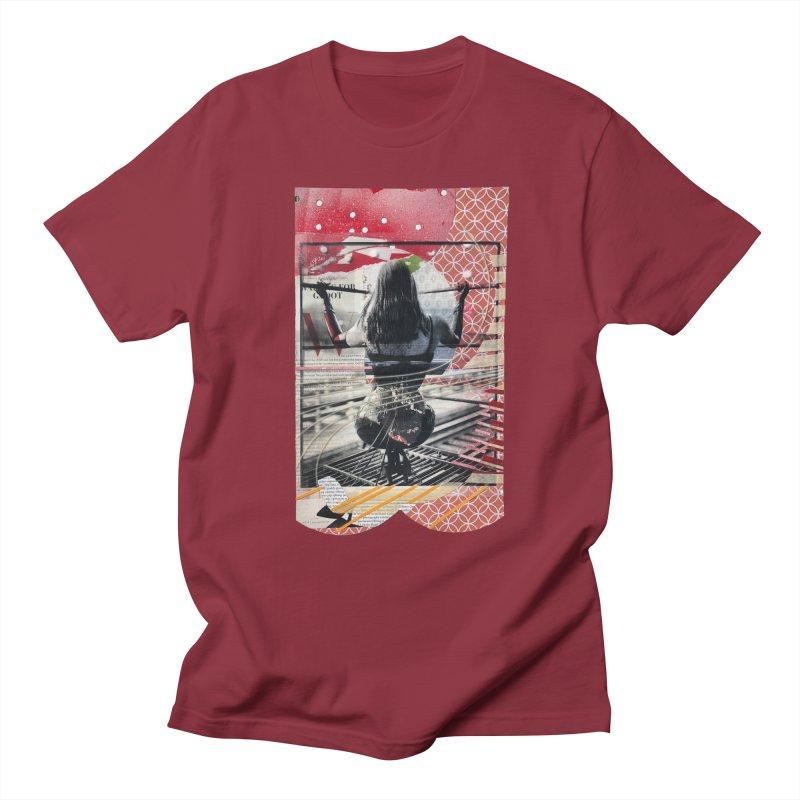 Goedde & Couwenberg - Anna Men's T-Shirt by stevedietgoedde's Artist Shop