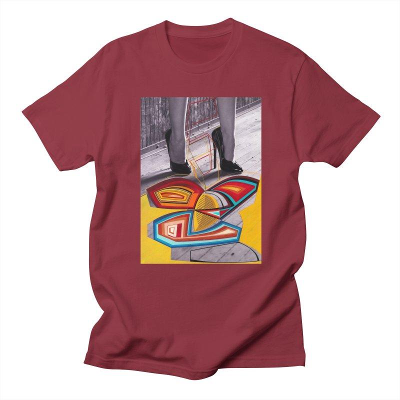 Goedde & Cowenberg - Mika Lovely Men's Regular T-Shirt by Steve Diet Goedde's Artist Shop