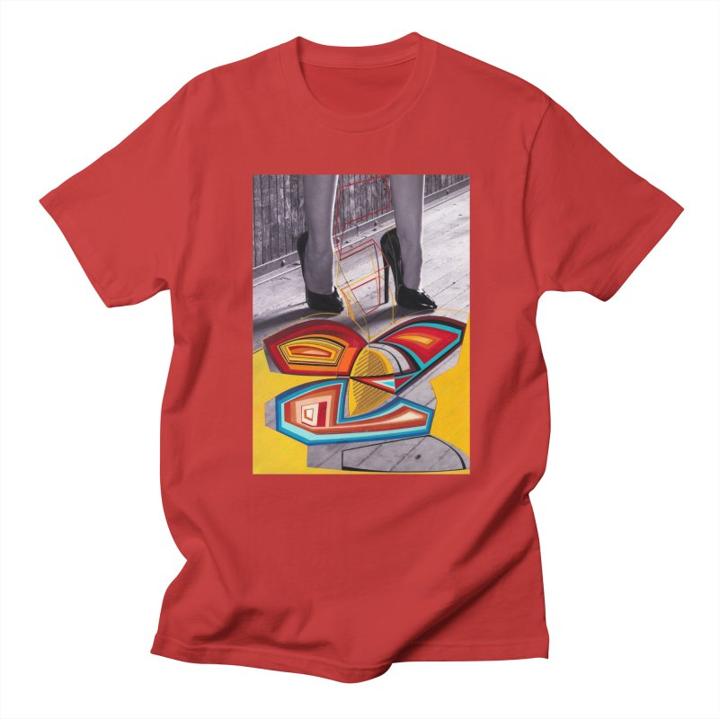 Goedde & Cowenberg - Mika Lovely Men's Regular T-Shirt by Steve Diet Goedde's Artist Shop