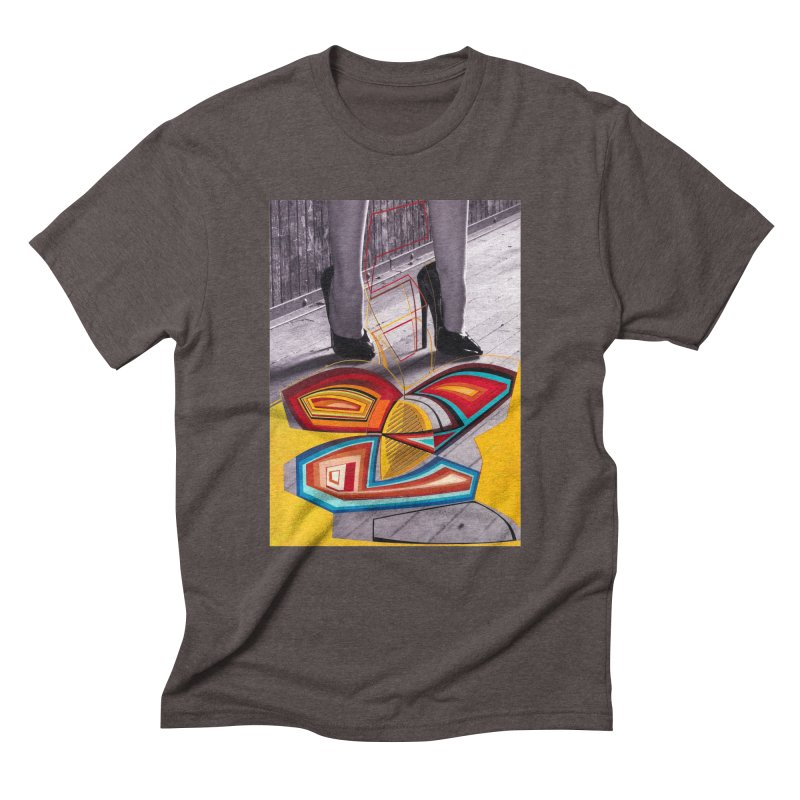 Goedde & Cowenberg - Mika Lovely Men's Triblend T-Shirt by Steve Diet Goedde's Artist Shop