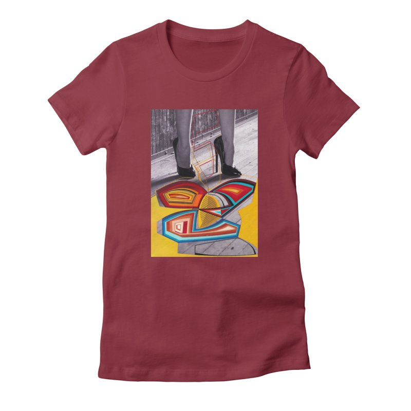 Goedde & Cowenberg - Mika Lovely Women's T-Shirt by Steve Diet Goedde's Artist Shop
