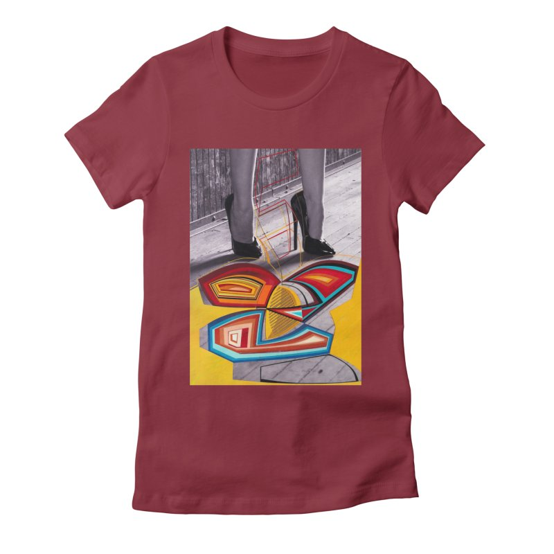 Goedde & Cowenberg - Mika Lovely Women's T-Shirt by Steve Diet Goedde's Artist Shop