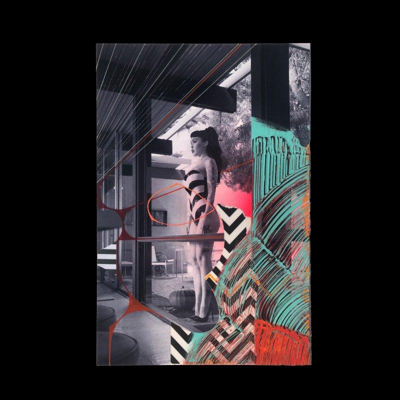 Goedde & Couwenberg - Masuimi Max 2 Women's Scoop Neck by Steve Diet Goedde's Artist Shop