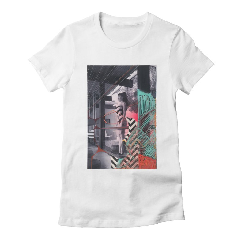 Goedde & Couwenberg - Masuimi Max 2 Women's Fitted T-Shirt by Steve Diet Goedde's Artist Shop