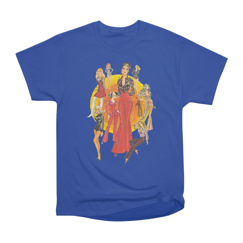 Groovy Women's Heavyweight Unisex T-Shirt by stevedietgoedde's Artist Shop