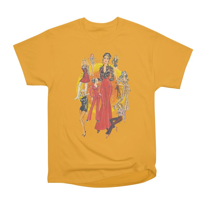 Groovy Women's Heavyweight Unisex T-Shirt by Steve Diet Goedde's Artist Shop