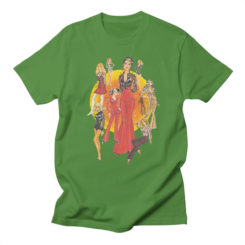 Groovy Men's T-Shirt by stevedietgoedde's Artist Shop