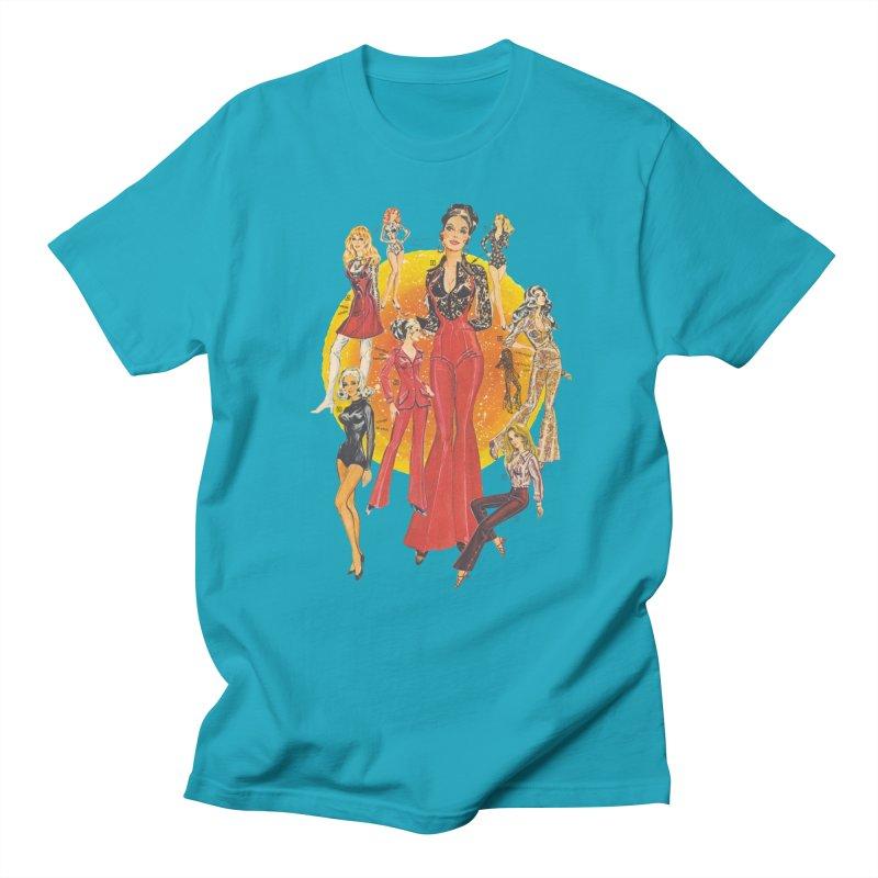 Groovy Men's Regular T-Shirt by stevedietgoedde's Artist Shop